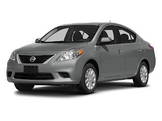 2014 Nissan Versa Release Date & Price