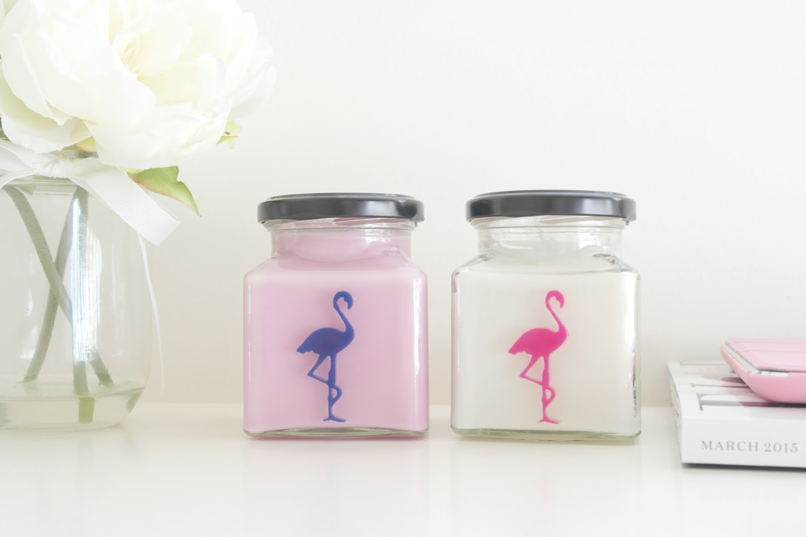 flamingo candles spring review, lifestyle blog