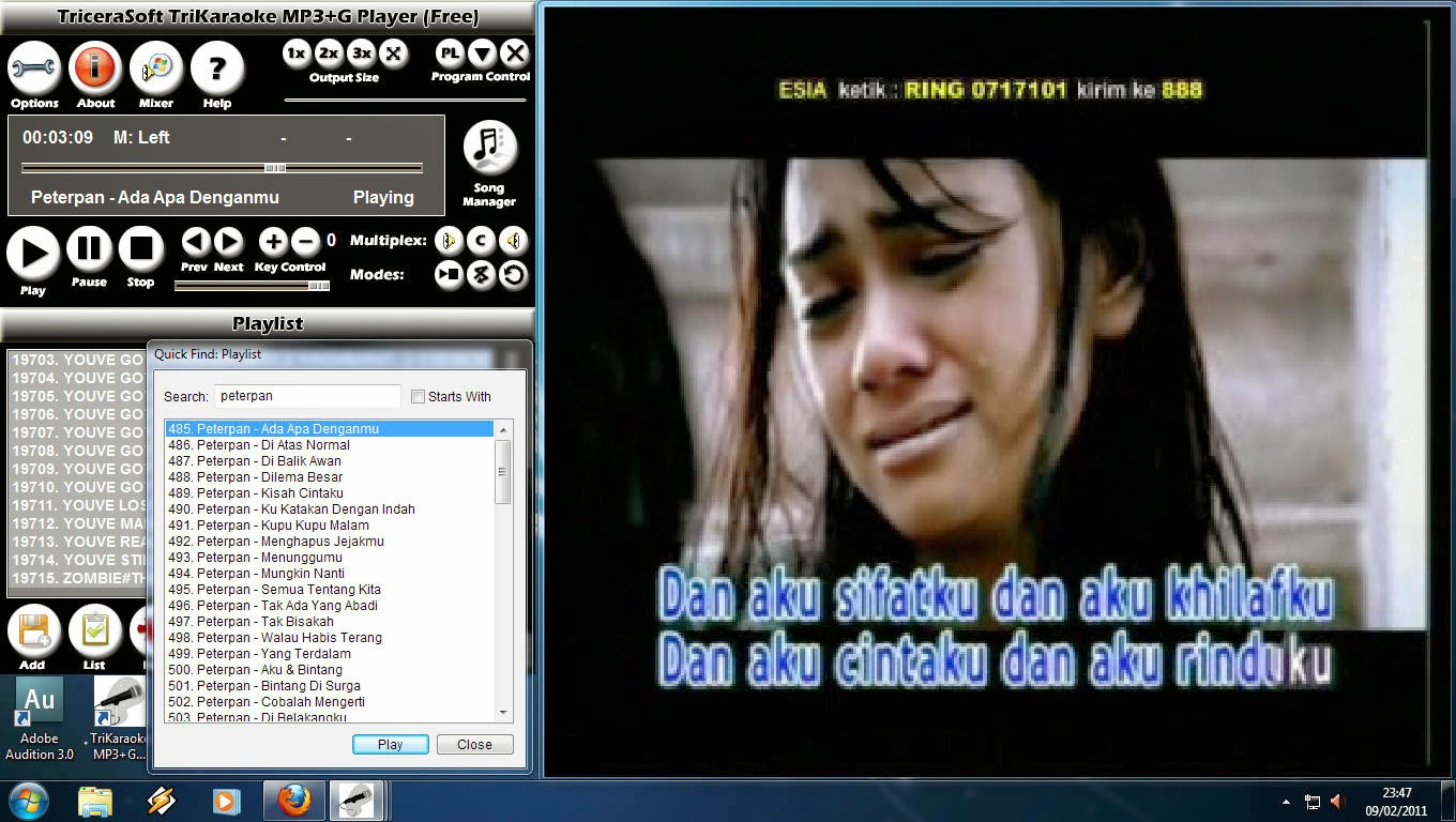 Download Software Karaoke Gratis