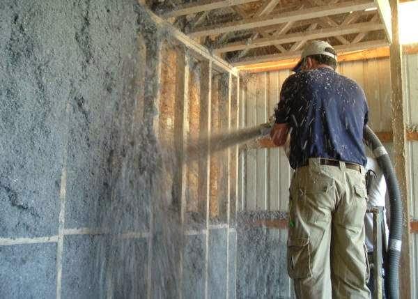 Construccion aislantes t rmicos - El material aislante ...