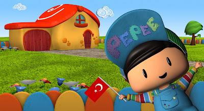 Trt  Çocuk Pepee Giydir Oyunu
