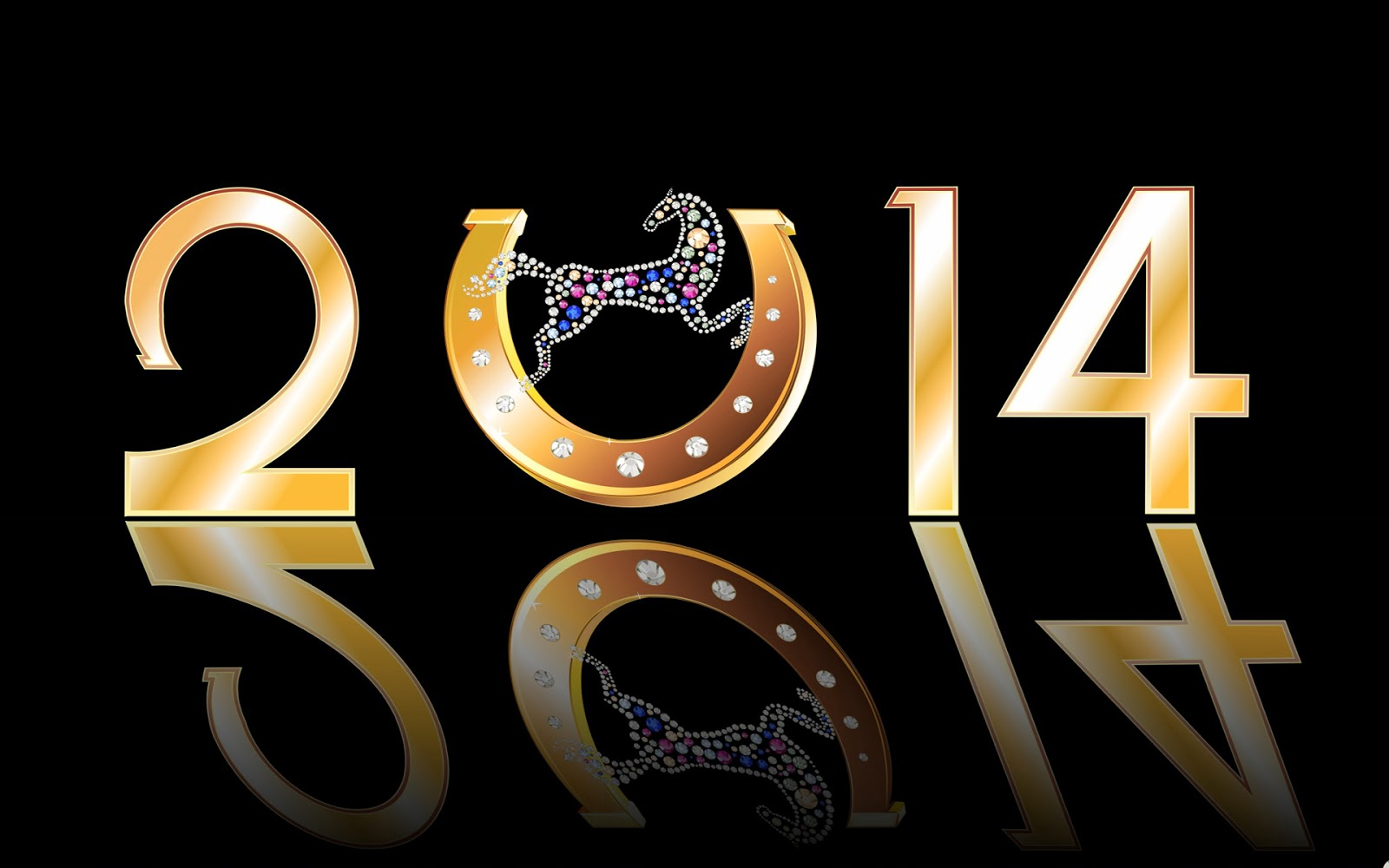 Happy new year 2014 wallpapers funky happy new year 2014 wallpapers download voltagebd Image collections