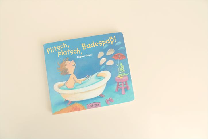 Mis libros preferidos - Plitsch Platsch Badespab - Hansel y Greta