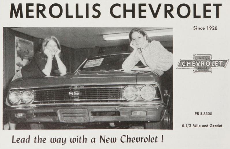 Annualmobiles Merollis Chevrolet