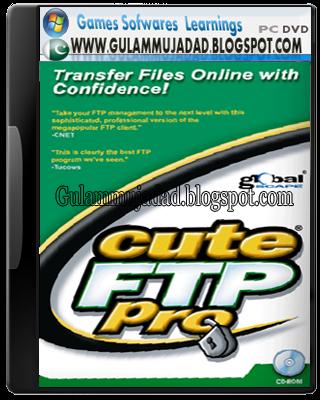 Download Cuteftp 8 Professional