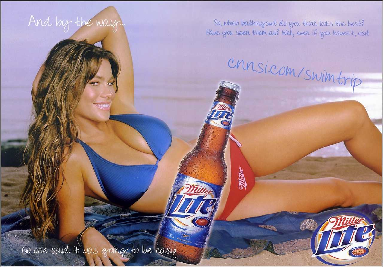 campaign for Miller Lite