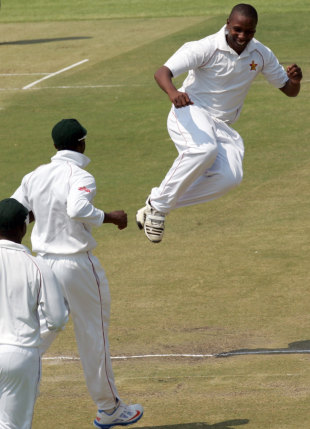 Pakistan vs Zimababwe