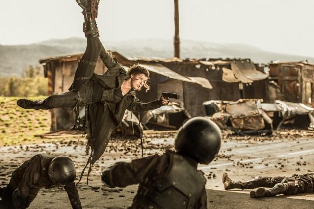 Hình ảnh phim Vùng Đất Quỷ Dữ 6: Hồi Cuối