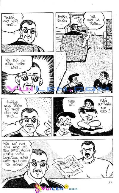 Jindodinho - Đường Dẫn Đến Khung Thành III Tập 35 page 33 Congtruyen24h