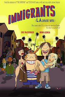 Inmigrantes L.a. Dolce Vita