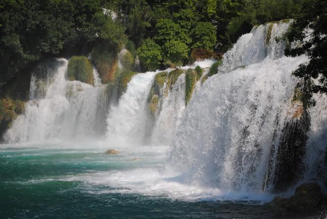 Croácia: Parque Nacional Krka