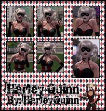 Harley Quinn Sim