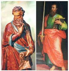 São Paulo apóstolo, rogai por nós.