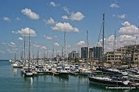 The Herzliya Marina - Herzliya Pituach - Mediterranean Sea