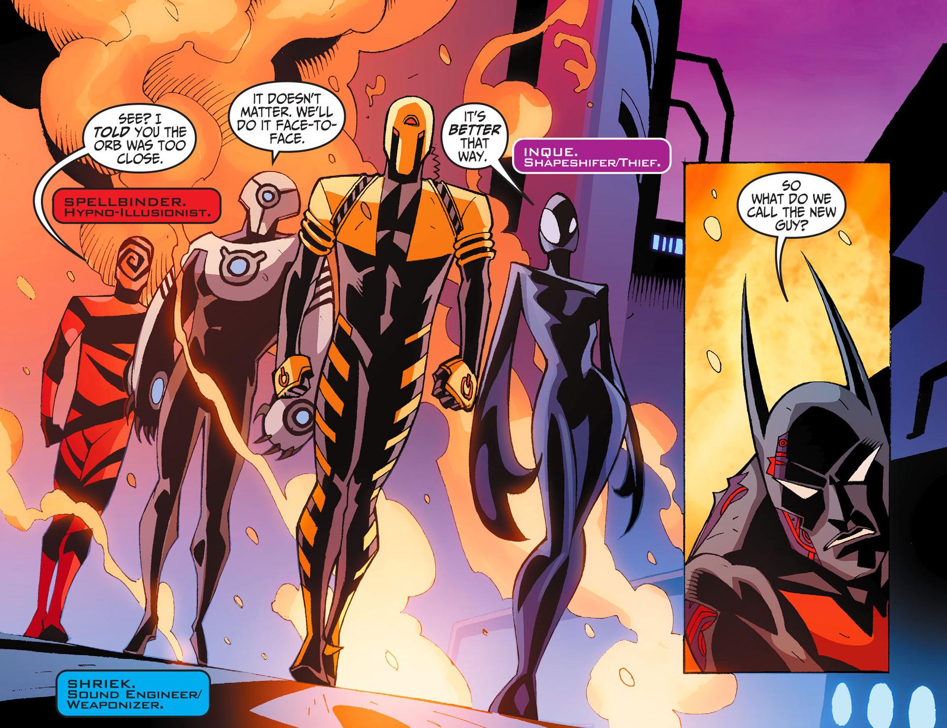 Batman Beyond 2.0 Issue #5 #5 - English 9