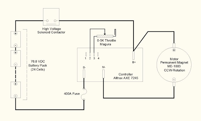 electric motorcycle conversion june 2012 rh evmotorcycle blogspot com Wiring Schematics for Cars Wiring Schematic Symbols