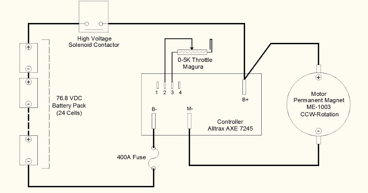 alltrax wiring diagram sbc wiring diagram