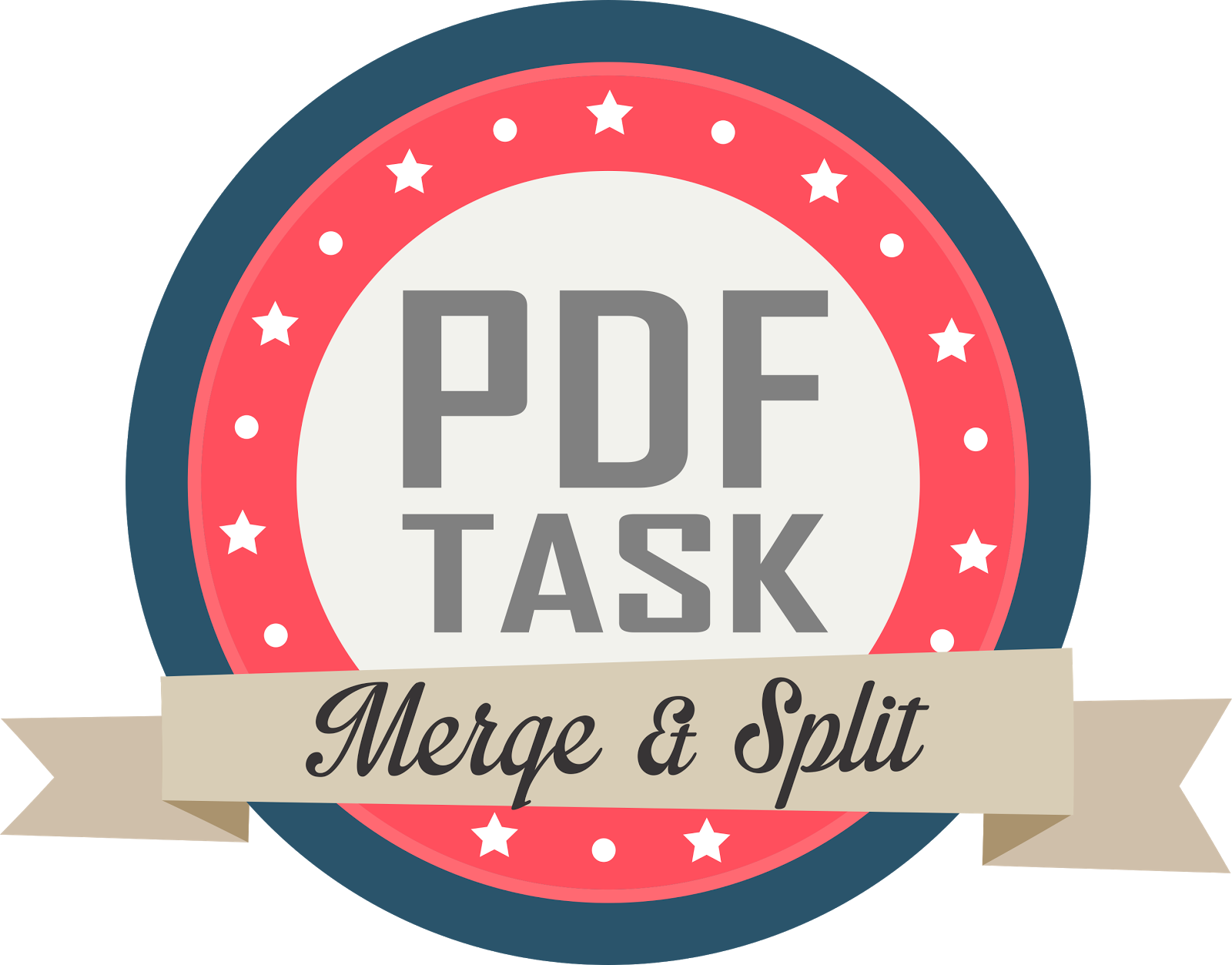 PDF Merge and Split