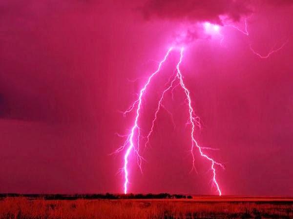 A Pink Storm