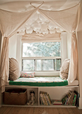 How to Create the Perfect Reading Nook in Any Home!