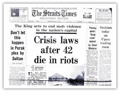 Tragedi 13 Mei 1969, peristiwa 13 mei, Tragedi 13 May, peristiwa 13 may,