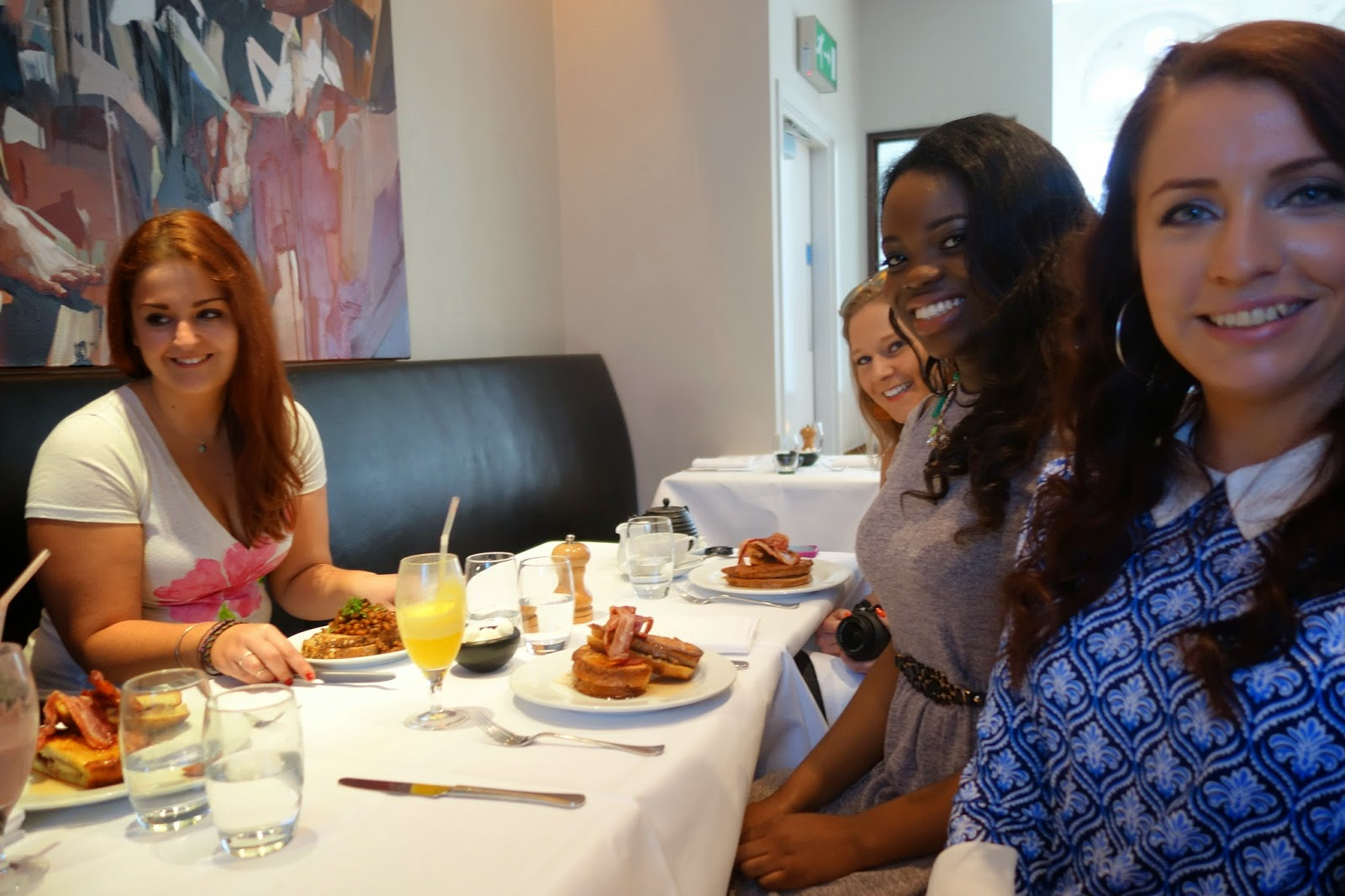 Bloggers Brunch at The Providores