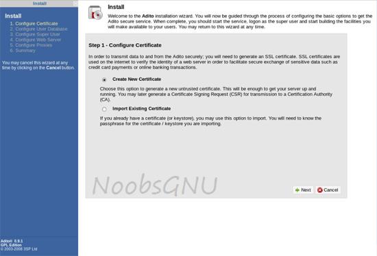 Cara Install Adito / OpenVPN-ALS Di CentOS