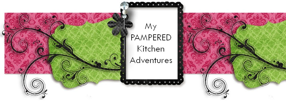 My Pampered Kitchen Adventures