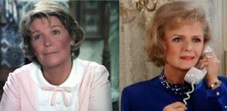 Cambios de actores, Barbara Bel Gedes y Donna Redd como Ellie en Dallas