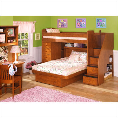 Childrens Bunk Beds Toddler Room