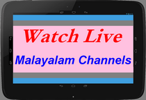 Malayalam channels