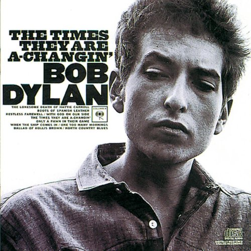 Bob Dylan The Times They Are A Changin Guitar Chords Lyrics Tabs