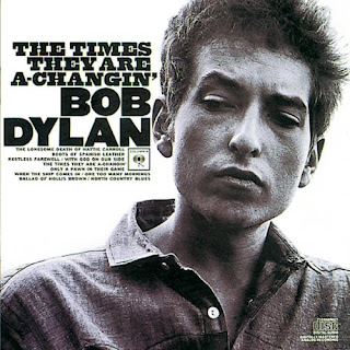bob dylan, the times they are a changin