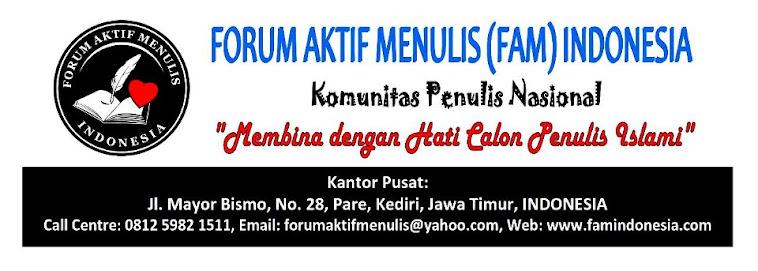 FAM Indonesia ( Forum Aktif Menulis Indonesia )