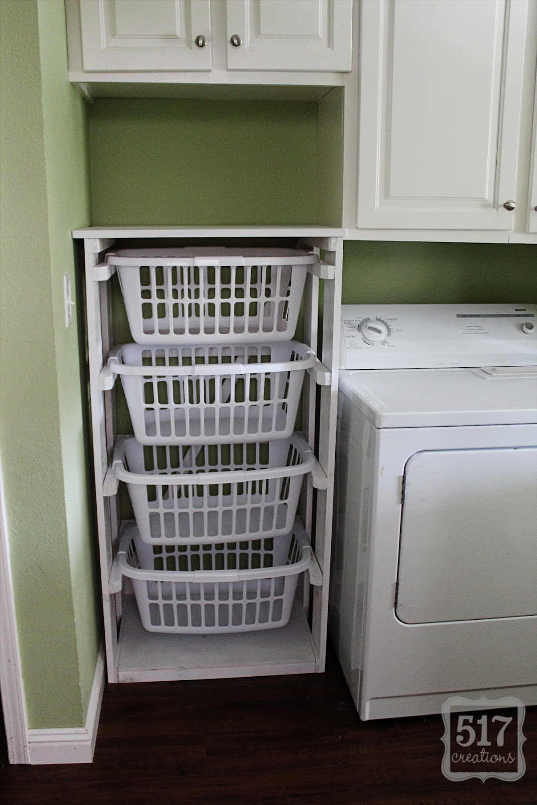 The floor, laundry sorter and hampers on pinterest