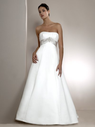 Wedding dresses for Simple elegant wedding dresses second wedding
