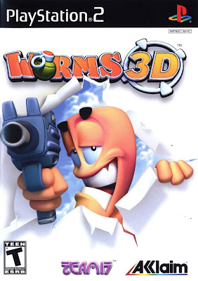Worms 3D (PS2) 2004