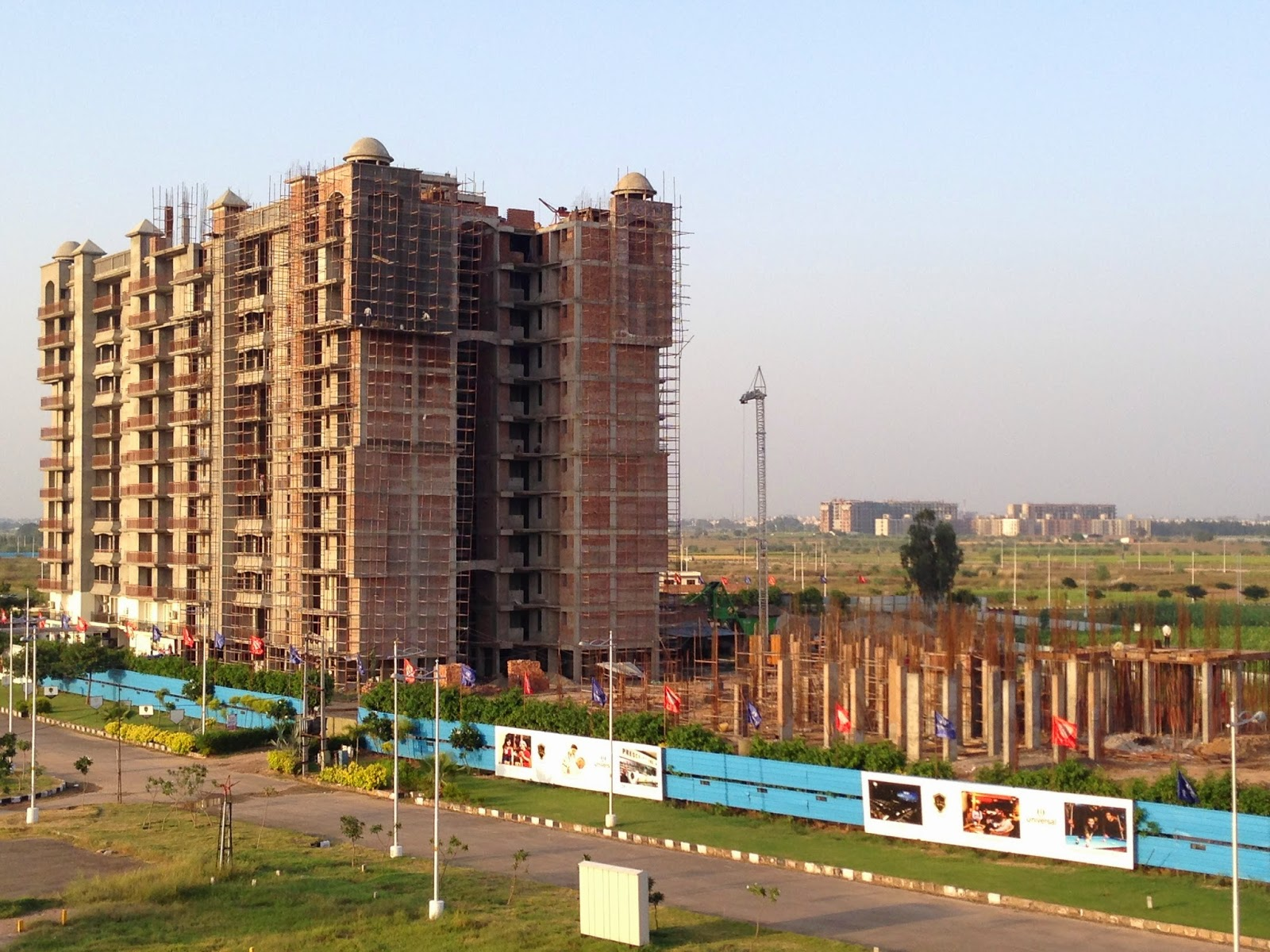 The Taj Towers Mohali (4BHK Luxury Apartments)