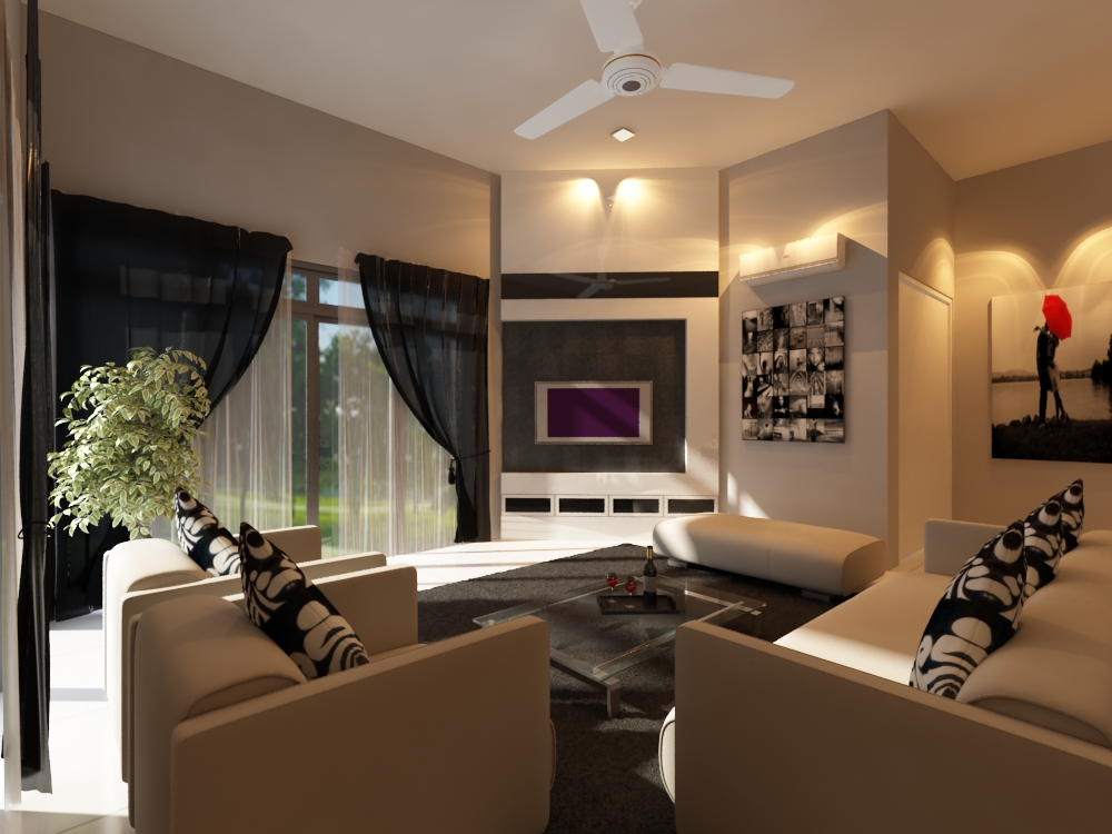 Living in johor 2 storeys bungalow in ledang heights for sale for House interior design johor
