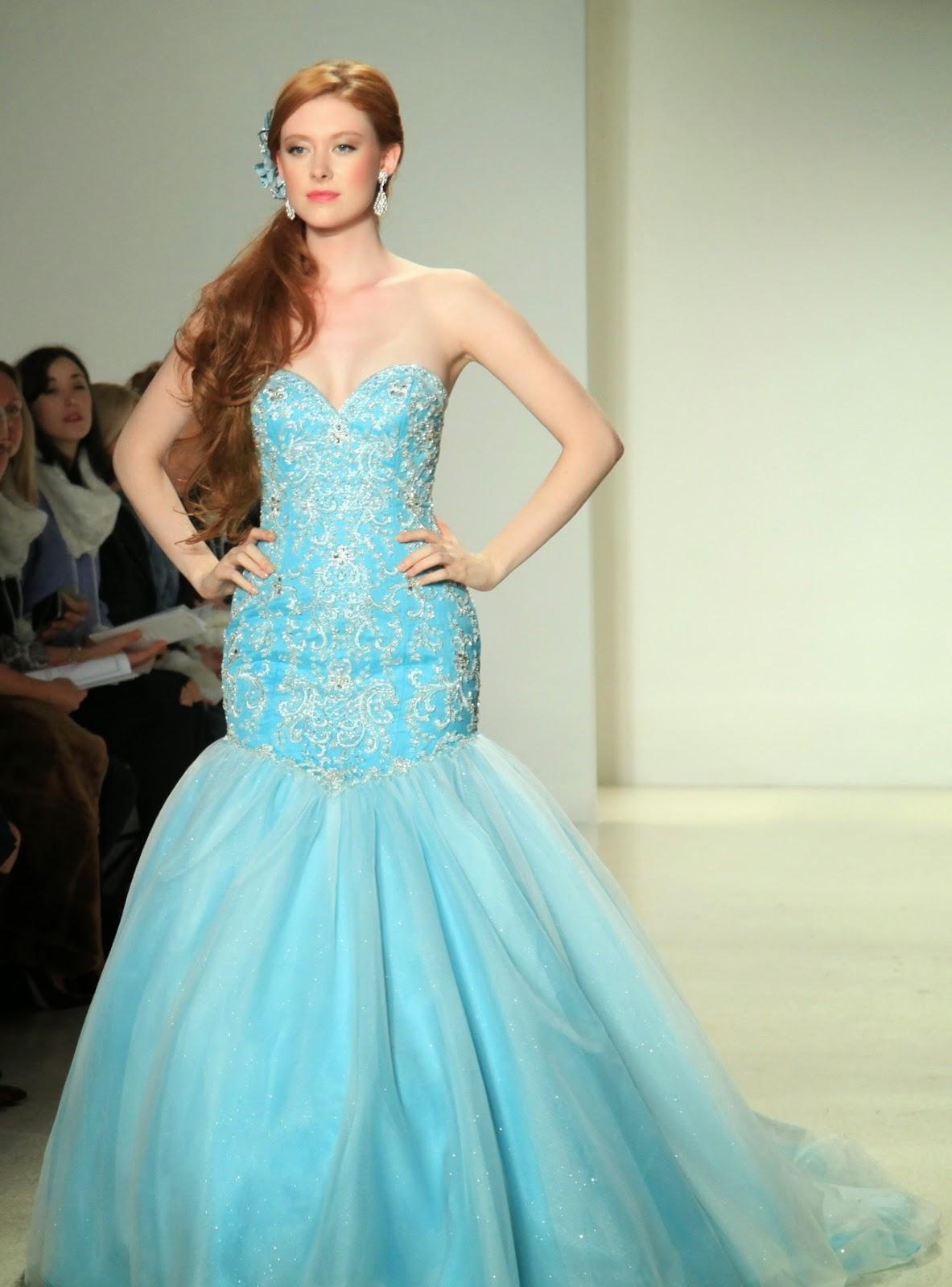 El Mundo De Fawn: Nueva Colección Vestidos de Novia por Alfred Angelo