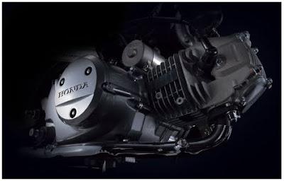 Động cơ 125cc