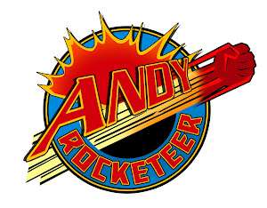 ANDY ROCKETEER