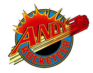 ANDY ROCKETEER
