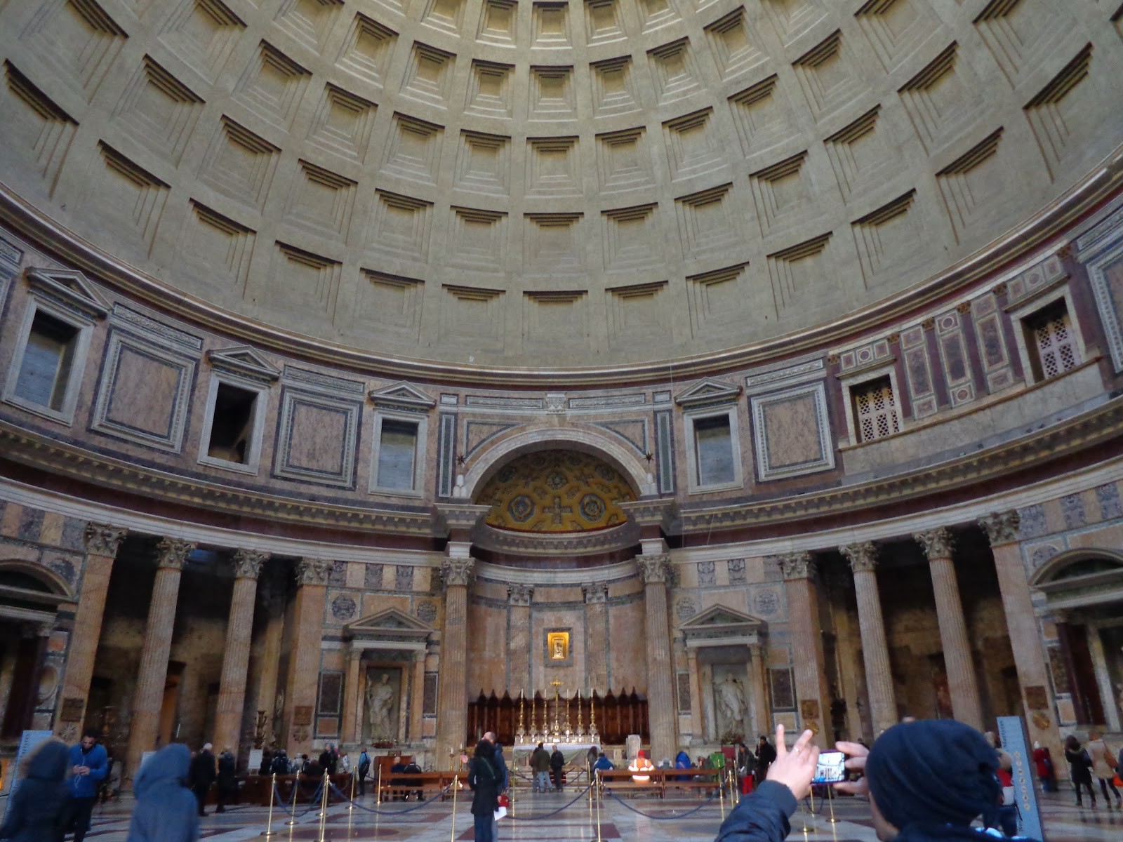Semester In Italy The Pantheon