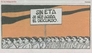 Noticias Criminología. Aznar liberó 56 terroristas de ETA. Marisol Collazos Soto