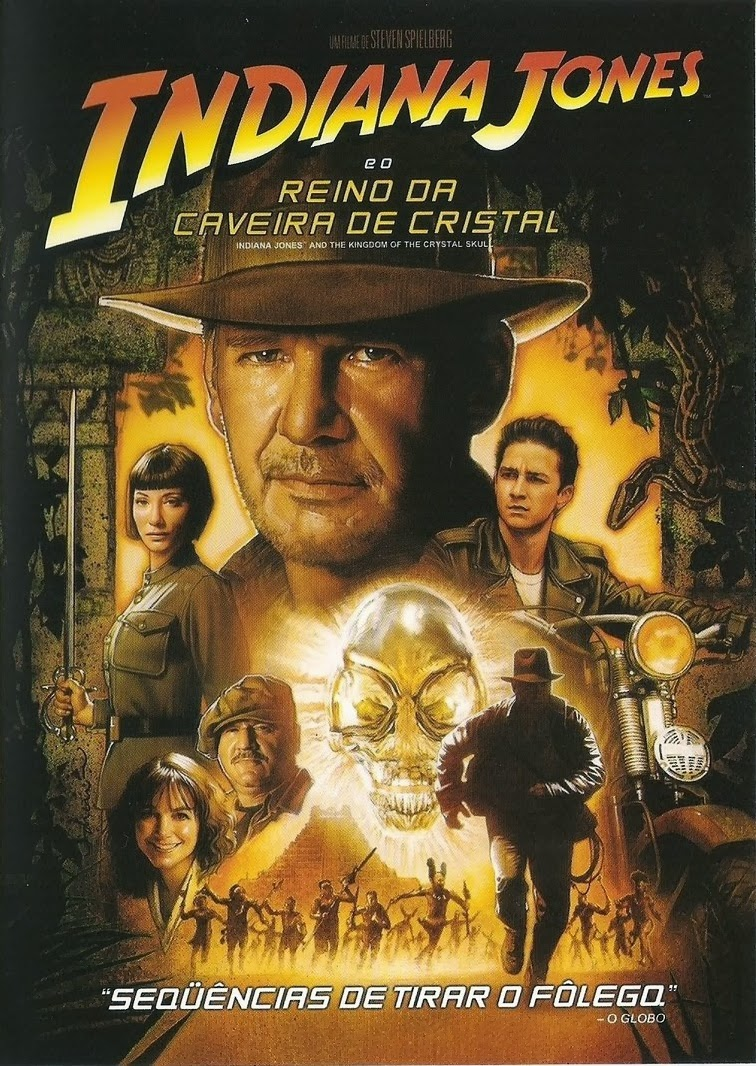 Indiana Jones e o Reino da Caveira de Cristal – Legendado (2008)