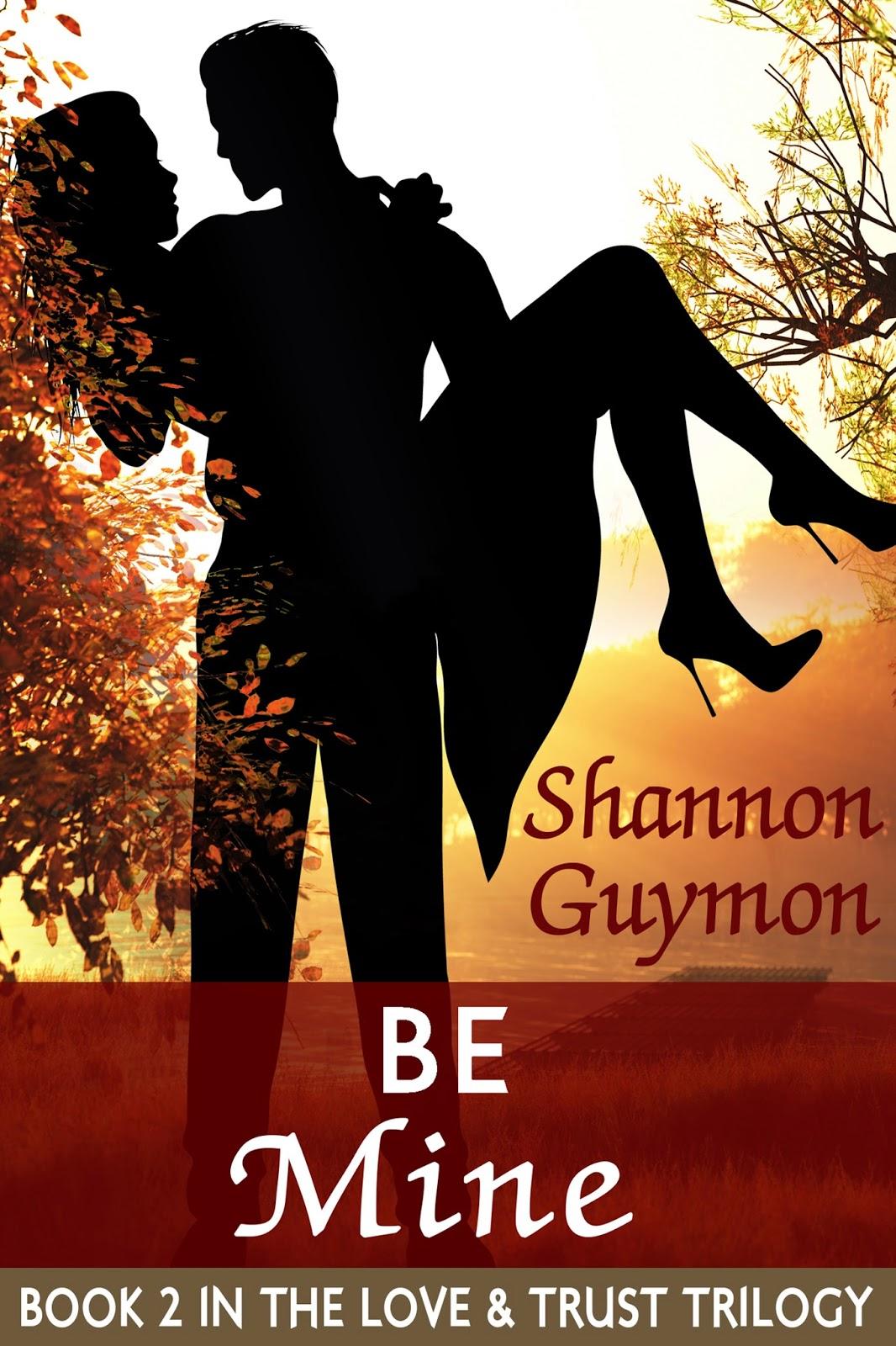 Shannon Guymon ~ Romance Novelist