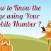How to Find the Age using Mobile Number
