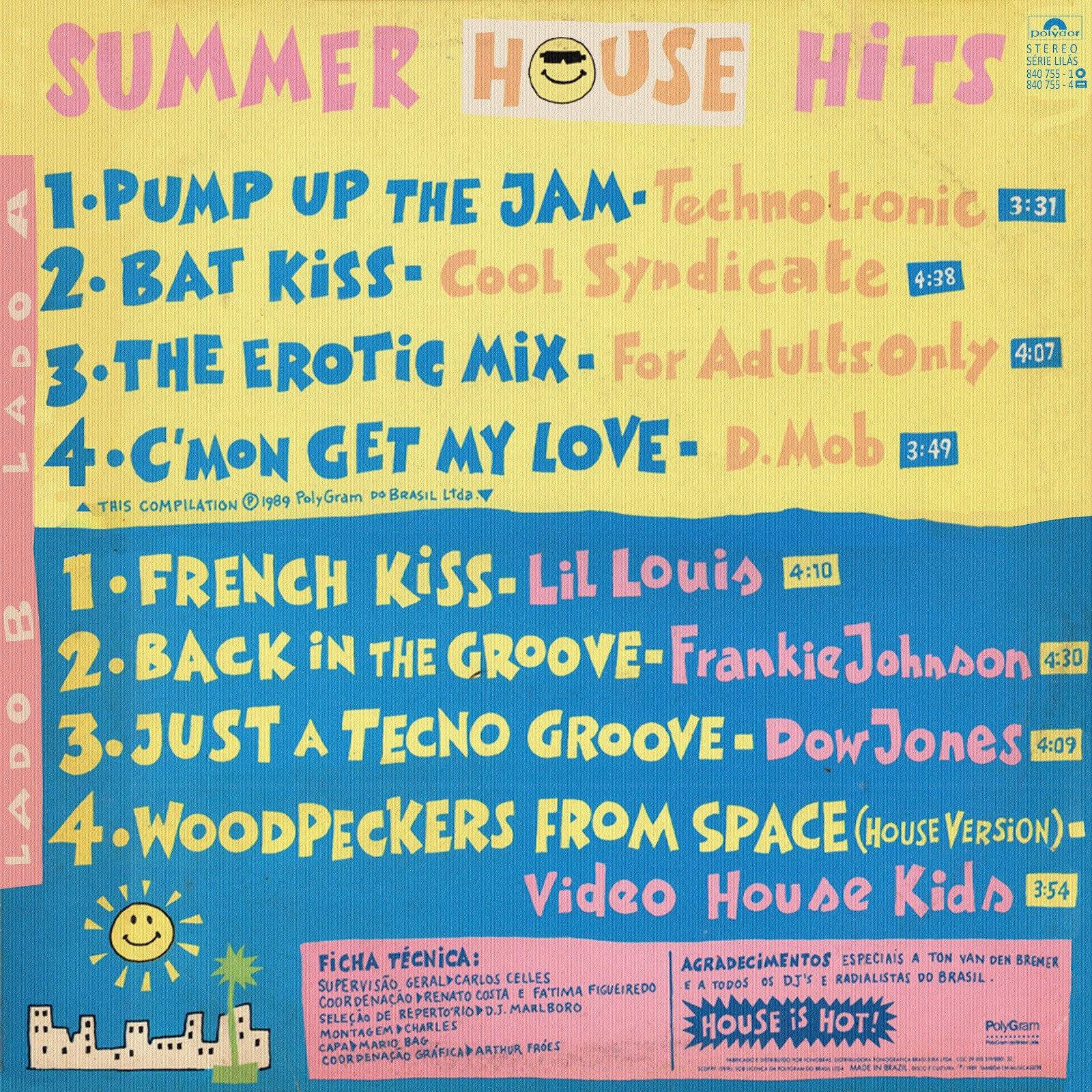 Radio retromix 2017 08 20 for House music 1990 hits