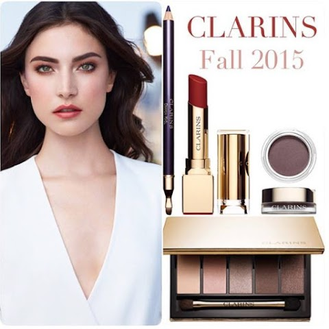 Clarins Fall 2015 Collection Sneak Peek
